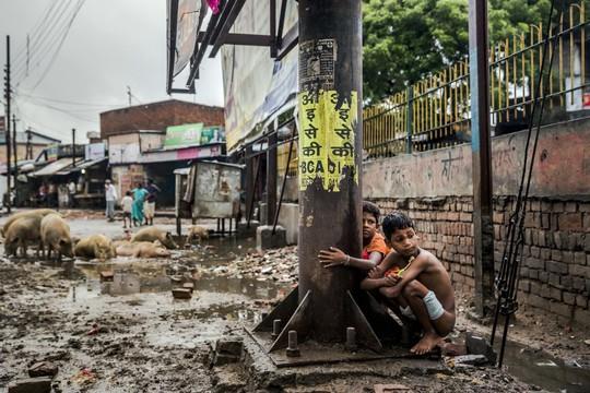 2 đứa trẻ bị đánh chết vì đi vệ sinh trên đường - Ảnh 2.