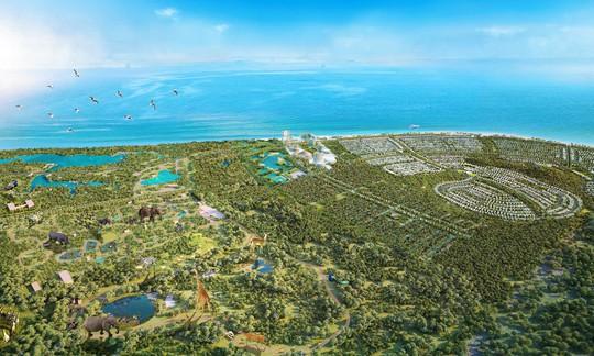 Safari Hồ Tràm- Điểm đến mới cho du lịch phía Nam - Ảnh 1.