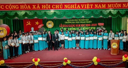 Novaland tiếp tục song hành cùng giáo dục và đào tạo tỉnh Bình Thuận - Ảnh 1.