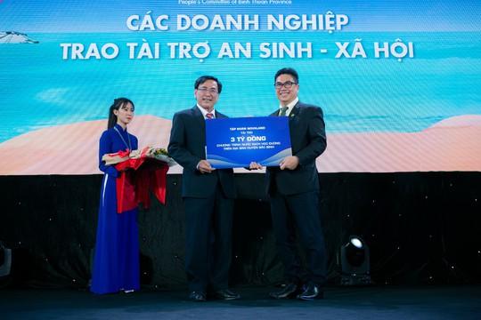Novaland tiếp tục song hành cùng giáo dục và đào tạo tỉnh Bình Thuận - Ảnh 2.