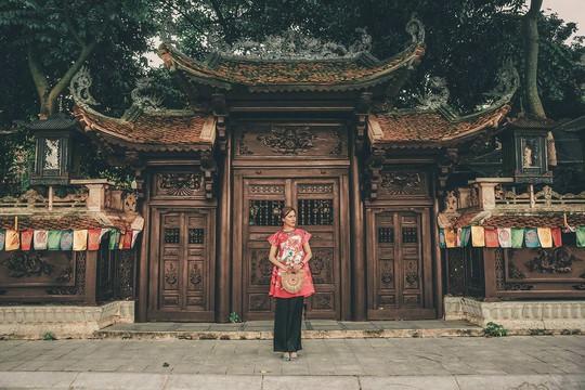 Những góc chụp ảnh quen mà lạ ở Hà Nội - Ảnh 5.
