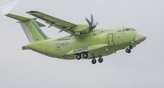Hai máy bay chở chuyên viên quân sự Nga đáp xuống Venezuela - Ảnh 1.