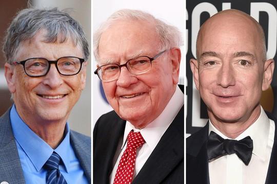 Không phải Jeff Bezos, đây mới là người giàu nhất mọi thời đại - Ảnh 1.