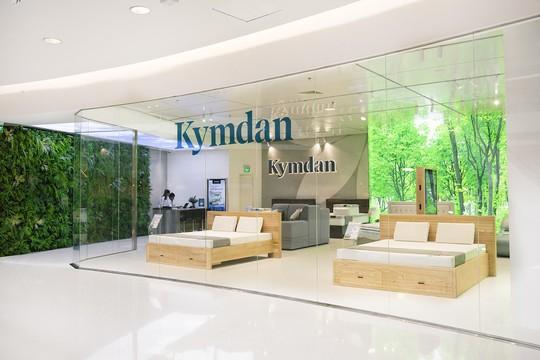Nệm Kymdan đã có mặt tại TTTM Crescent Mall Phú Mỹ Hưng quận 7 - Ảnh 1.