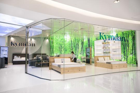 Nệm Kymdan đã có mặt tại TTTM Crescent Mall Phú Mỹ Hưng quận 7 - Ảnh 2.