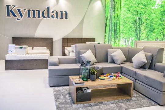 Nệm Kymdan đã có mặt tại TTTM Crescent Mall Phú Mỹ Hưng quận 7 - Ảnh 3.