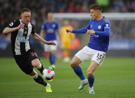 Hiện tượng tái xuất, Leicester đại thắng tại King Power - Ảnh 1.