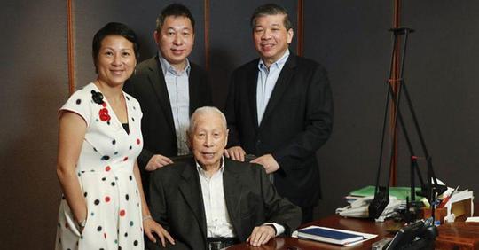 Dù đã 101 tuổi, tỷ phú Singapore vẫn ham làm giàu - Ảnh 1.