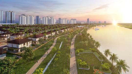 Quy hoạch mật độ dân cư - chỉ số chứng minh phát triển bền vững tại các khu đô thị - Ảnh 2.