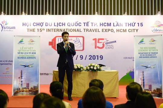 Bamboo Airways đẩy mạnh hoạt động quảng bá du lịch TP HCM - Ảnh 1.