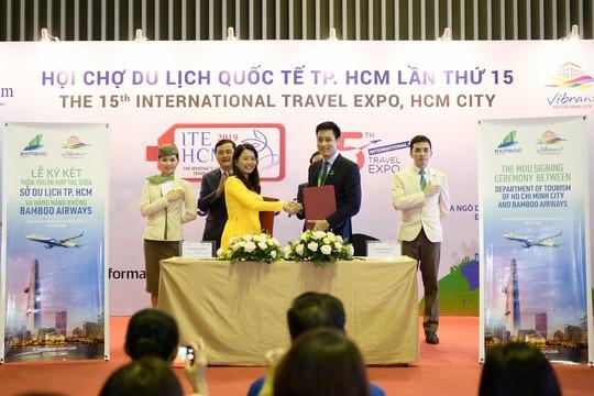 Bamboo Airways đẩy mạnh hoạt động quảng bá du lịch TP HCM - Ảnh 2.