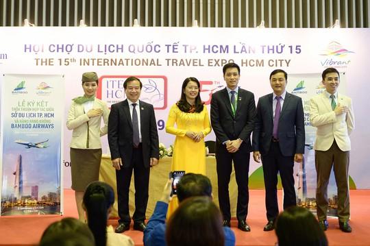 Bamboo Airways đẩy mạnh hoạt động quảng bá du lịch TP HCM - Ảnh 3.