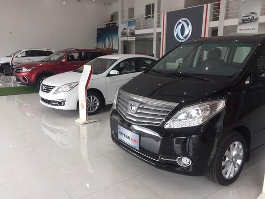 Khách hàng e dè với ôtô Trung Quốc - Ảnh 1.