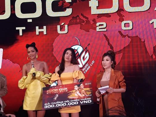 HHen Niê và Lệ Hằng đăng quang Cuộc đua kỳ thú 2019 - Ảnh 8.