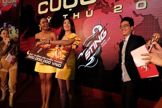 HHen Niê và Lệ Hằng đăng quang Cuộc đua kỳ thú 2019 - Ảnh 10.