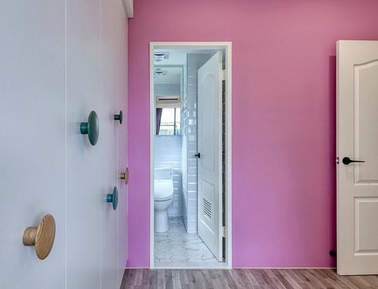 Ngắm mãi không chán căn hộ phong cách Retro có nội thất làm bằng chất liệu gỗ - Ảnh 12.