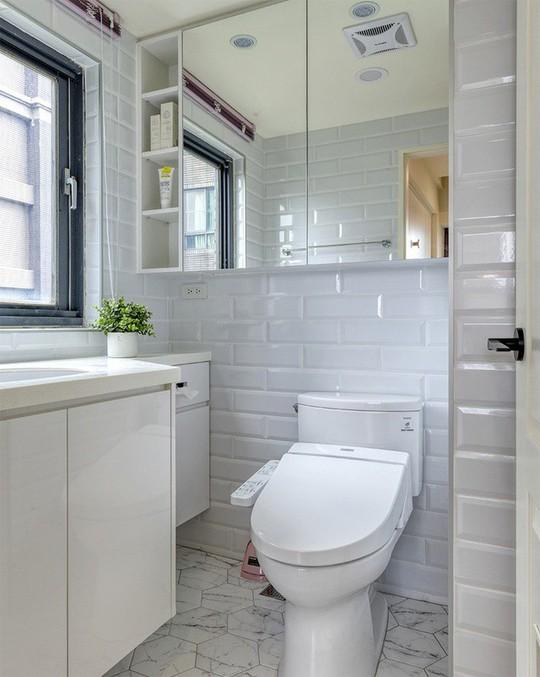 Ngắm mãi không chán căn hộ phong cách Retro có nội thất làm bằng chất liệu gỗ - Ảnh 13.
