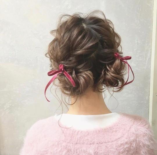 Những kiểu tóc tết đẹp dành cho nàng tóc ngắn - Ảnh 14.