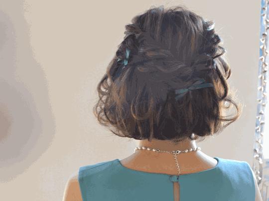 Những kiểu tóc tết đẹp dành cho nàng tóc ngắn - Ảnh 15.