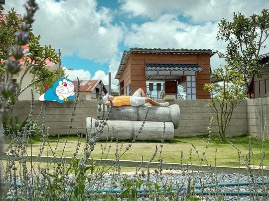 Nhà của Doraemon và 4 homestay thiết kế lạ ở Đà Lạt - Ảnh 4.