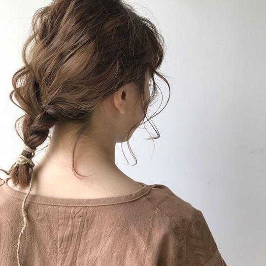 Những kiểu tóc tết đẹp dành cho nàng tóc ngắn - Ảnh 5.