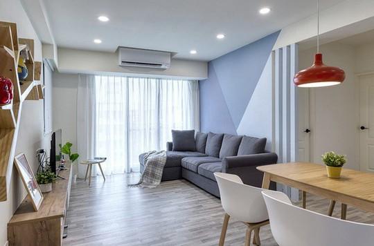 Ngắm mãi không chán căn hộ phong cách Retro có nội thất làm bằng chất liệu gỗ - Ảnh 7.