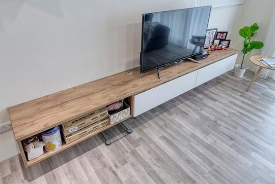 Ngắm mãi không chán căn hộ phong cách Retro có nội thất làm bằng chất liệu gỗ - Ảnh 8.