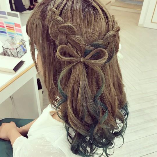 Những kiểu tóc tết đẹp dành cho nàng tóc ngắn - Ảnh 10.
