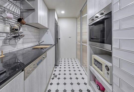 Ngắm mãi không chán căn hộ phong cách Retro có nội thất làm bằng chất liệu gỗ - Ảnh 10.