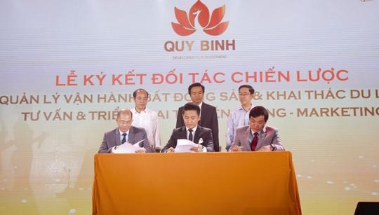 Nghệ sỹ Quý Bình lập công ty Đầu tư & Phát triển Quý Bình - Ảnh 2.