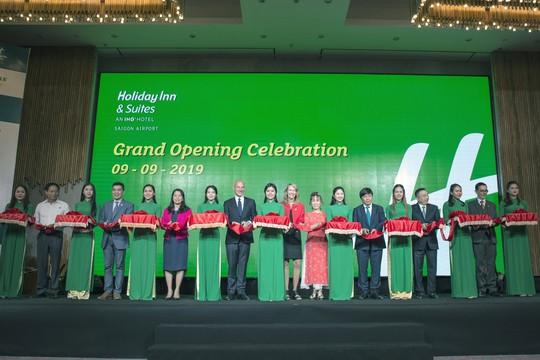 Khách sạn Holiday Inn đầu tiên ở Việt Nam khai trương tại TP HCM - Ảnh 3.