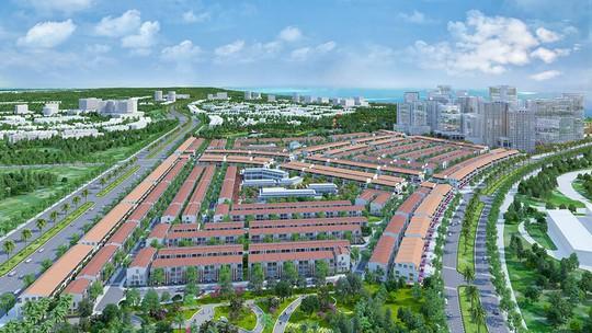 Bình Định siết chặt thị trường bất động sản - Ảnh 1.