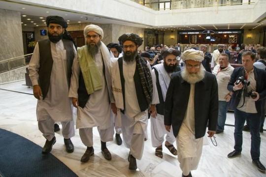 Kết quả hình ảnh cho trump hủy gặp taliban
