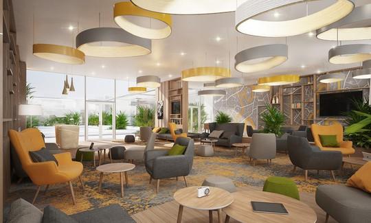 Khách sạn Holiday Inn đầu tiên ở Việt Nam khai trương tại TP HCM - Ảnh 1.