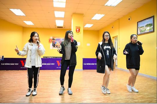 Thí sinh VOVs K-Pop Contest 2019 dựng lại bản hit của BTS - Ảnh 1.