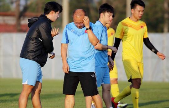 Lộ danh sách 36 tuyển thủ được HLV Park Hang-seo triệu tập vào tuần sau? - Ảnh 1.