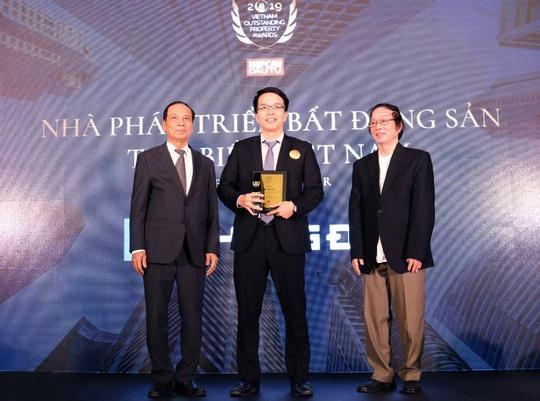 Khang Điền đạt 2 giải thưởng uy tín đầu năm 2020 - Ảnh 1.