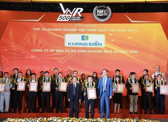 Khang Điền đạt 2 giải thưởng uy tín đầu năm 2020 - Ảnh 2.