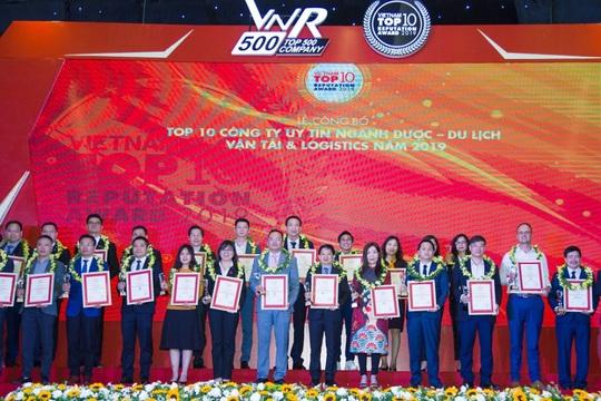 BenThanh Tourist đạt top 3 Công ty Du lịch uy tín năm 2019 - Ảnh 2.
