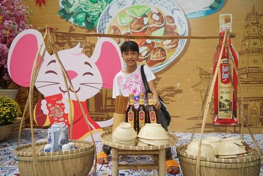 Nam Ngư mang sắc xuân 3 miền vào Lễ hội Tết Việt - Ảnh 2.