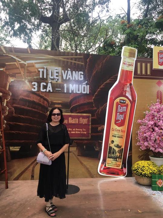 Nam Ngư mang sắc xuân 3 miền vào Lễ hội Tết Việt - Ảnh 6.