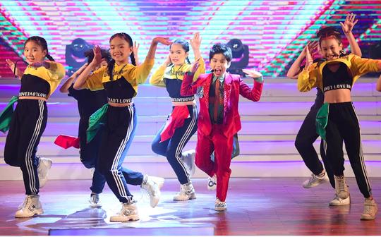 Thí sinh Nguyễn Ngọc Anh giành ngôi vị quán quân cuộc thi VOV's K-Pop Contest - Ảnh 1.