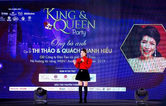 """Ca sỹ, MC Thi Thảo cùng học trò tham gia đêm nhạc """"Sing To Build"""" - Ảnh 2."""