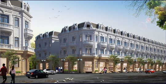 Bất động sản khu Tây hút nhà đầu tư - Ảnh 2.