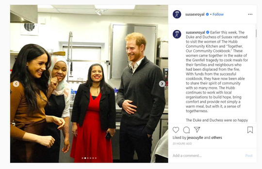 Hoàng tử Harry không muốn vợ trở thành Công nương Diana thứ hai? - Ảnh 1.
