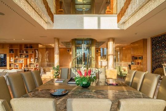 Bên trong biệt thự đắt nhất được rao bán ở London - Ảnh 5.