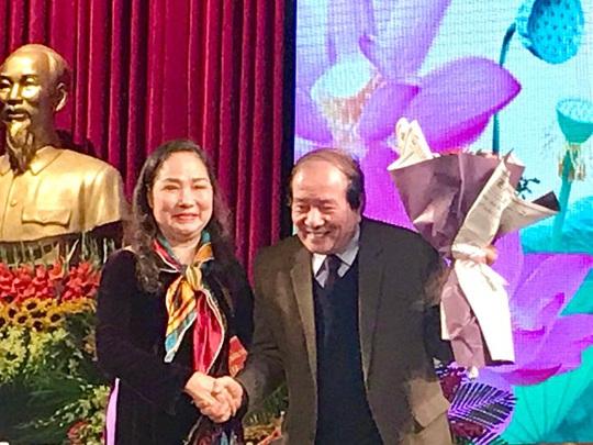 NSND Thuý Mùi đắc cử Chủ tịch Hội Nghệ sĩ sân khấu Việt Nam - Ảnh 2.