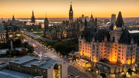 Chiêm ngưỡng 10 thủ đô đẹp nhất thế giới - Ảnh 9.