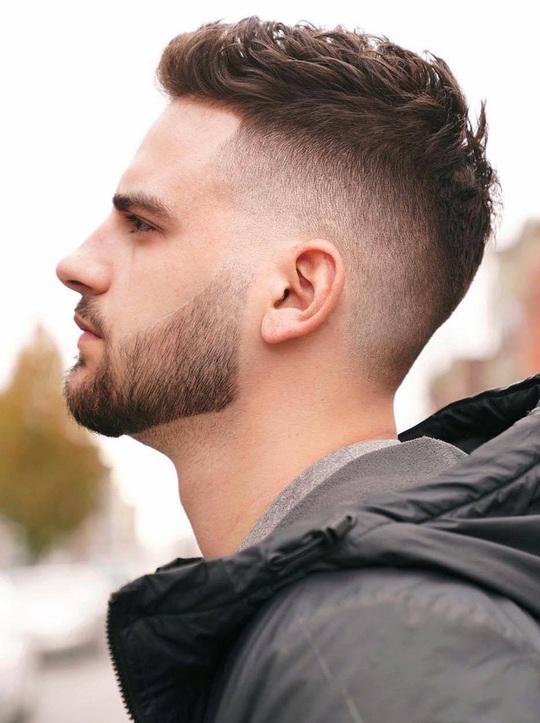 4 kiểu tóc hot nhất dành cho nam giới năm 2020 - Ảnh 3.