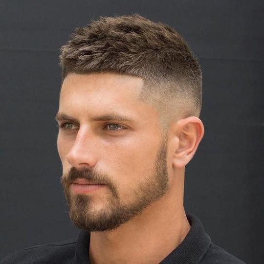 4 kiểu tóc hot nhất dành cho nam giới năm 2020 - Ảnh 4.